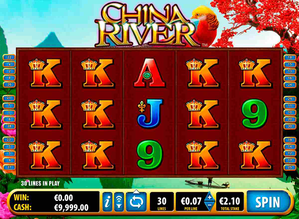 China River Slot Review