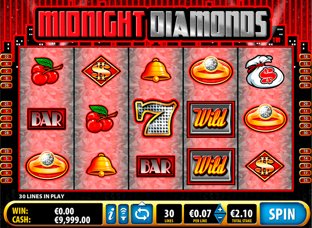 Midnight Diamonds Slot Review