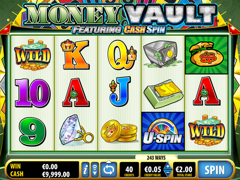 Money Vault Slot Review